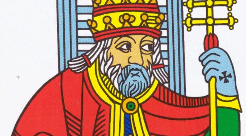 Il Papa Dei Tarocchi