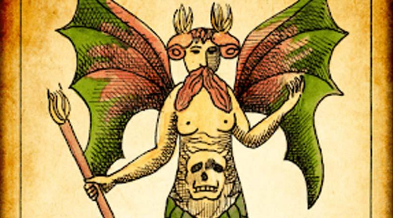 Il Diavolo Dei Tarocchi