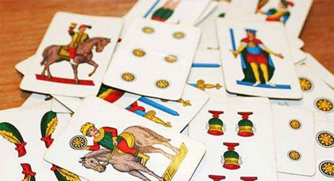 Tarocchi Con Le Carte Napoletane